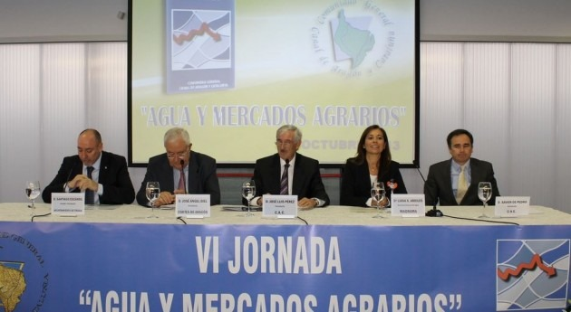"""Liana Ardiles: """" próximo año invertiremos 1.420 millones euros cargo al programa gestión infraestructuras agua"""""""