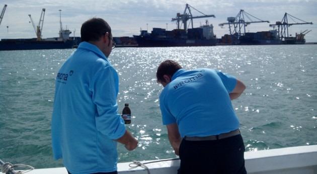 IPROMA llevará cabo plan vigilancia ambiental emisario submarino Oliva