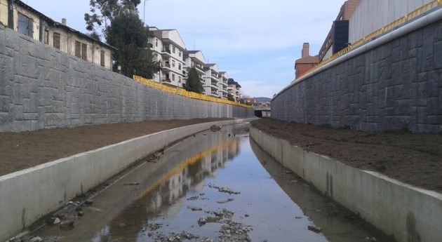Río Gobela (URA).