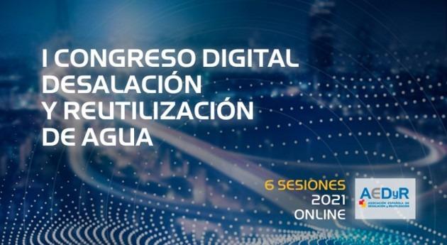 Lanzamiento primer Congreso Digital Desalación y Reutilización Agua