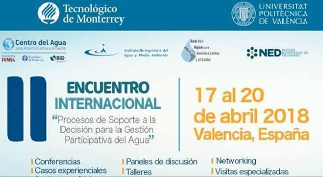 Centro Agua invita al encuentro España gestión participativa agua