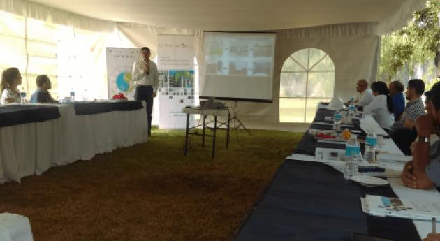 Informe 4º Encuentro Intercambio realizados colaboración GIZ y Empresa IBTECH
