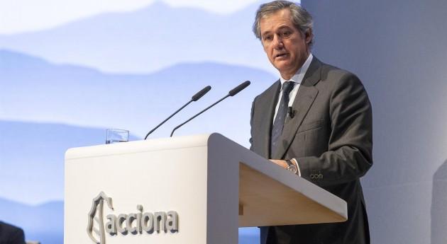Acciona vende Fortress 170 millones derechos cobro reclamaciones ATLL