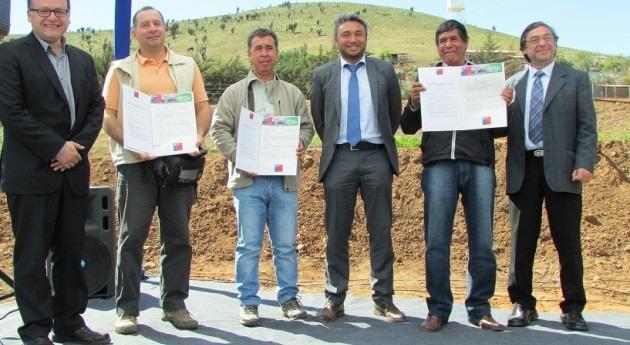 4,3 millones dólares modernización regadíos Coquimbo