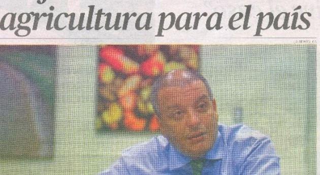 proyecto Majes Siguas II se convertirá modelo agricultura Perú