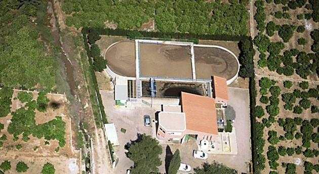 EPSAR adjudica DAM gestión EDAR Tavernes Valldigna-Casco Urbano