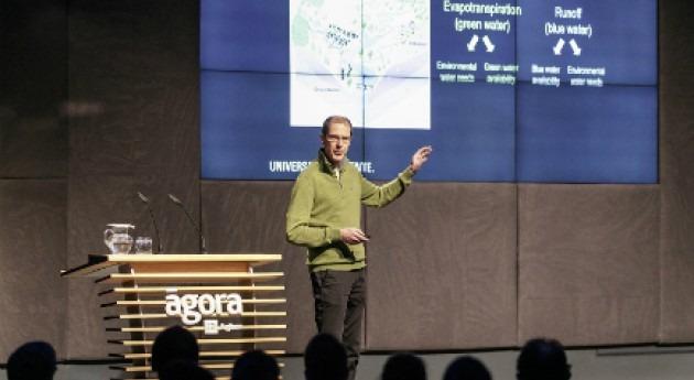 EsAgua, plataforma que satisface necesidad información huella hídrica España