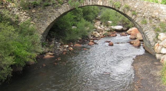 Río Ésera (Wikipedia/CC).