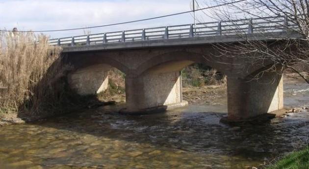 ACA mejora operatividad estación aforo río Daró Serra Daró
