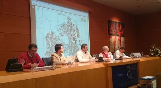 Se aprueban estatutos Comunidad Regantes Tierra Barros