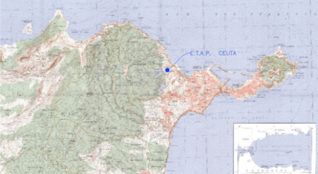 Adjudicada Cadagua Planta Piloto evaluar tratabilidad ETAP Ceuta