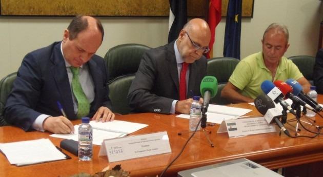 Extremadura invertirá más 3,2 millones euros modernización regadíos Piornal