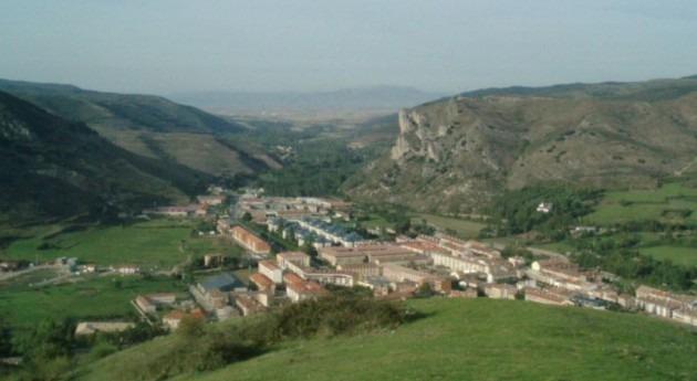 Rioja adecúa captación agua punto extinción incendios monte Rizaballa