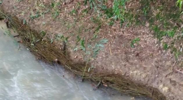 URA colabora HAZI recuperación tramo Río Asua Zamudio