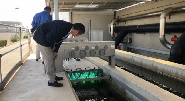 FACSA construye sistema piloto filtrado biológico Alcázares (Murcia)