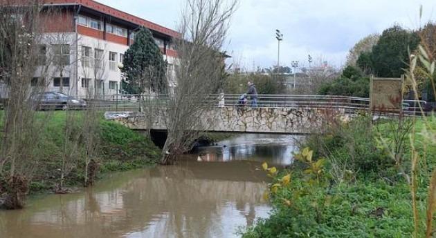 URA iniciará mañana trabajos sustitución Puente Fadura, Getxo