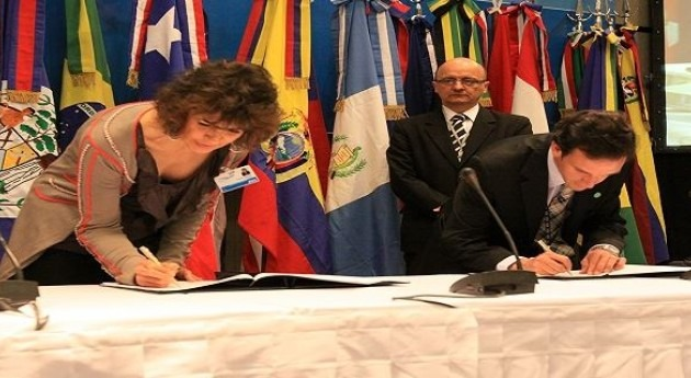 importancia agua seguridad alimentaria centra reunión Ministros Agricultura Américas