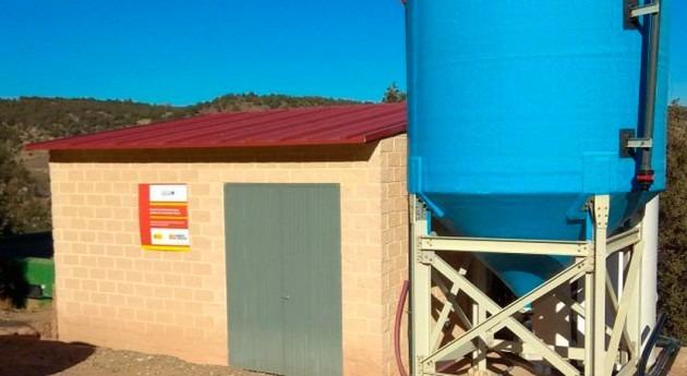 Biofiltro eliminación nitratos utilizando Filtralite Pure® Formiche Alto (SP)