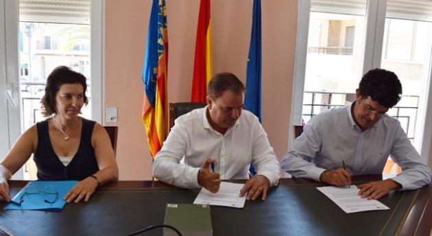 Llosa y FACSA aúnan esfuerzos combatir pobreza energética