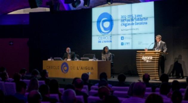 Ivàlua valora muy positivamente Fondo Solidaridad Aigües Barcelona
