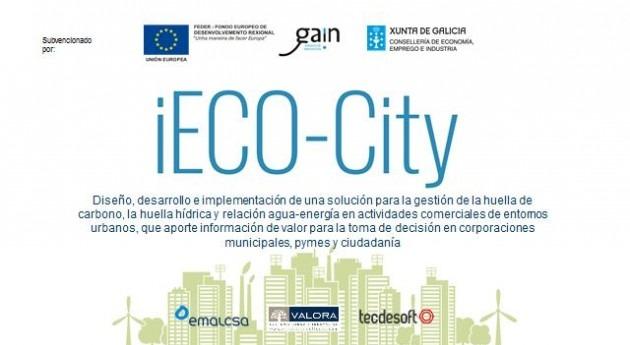Emalcsa lidera proyecto innovación iEcoCity, mejora ambiental comercio local