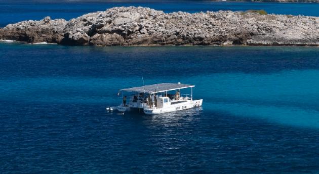 """""""crecimiento azul"""", reto Mediterráneo y golfo Cádiz"""
