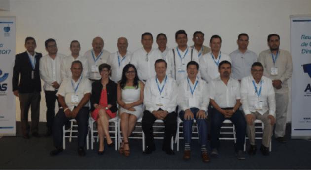 Se reúne Consejo Directivo ANEAS durante XVI Congreso Mundial Agua