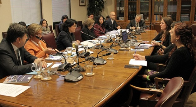 Presentan Senado revelador escenario riesgo hídrico Chile