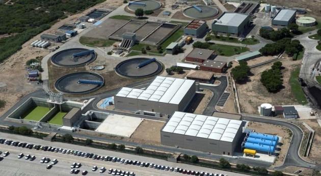 reutilización agua usos industriales España: mucho campo recorrer