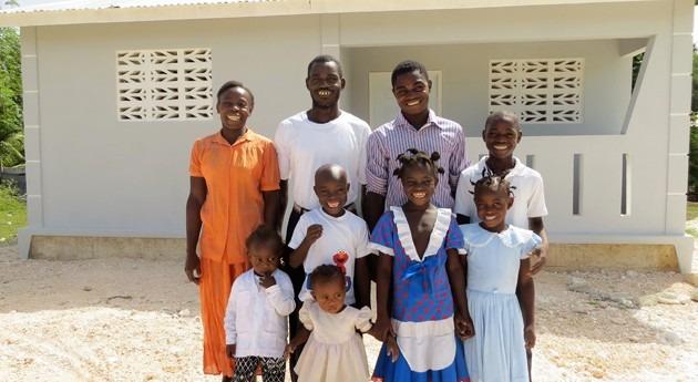 Mejora condiciones vida Haití acceso agua y saneamiento