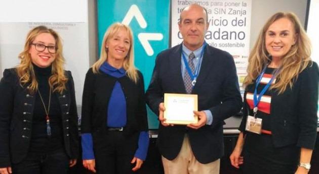 Asociación Ibérica Tecnología Zanja IBSTT y Alianza FP Dual:Empleos Verdes y Obras Sostenibles