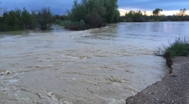Evaluado sistema agua potable río Blanco Ecuador
