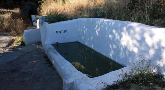 Fuentes y manantiales. Afecciones actividad humana al agua subterránea