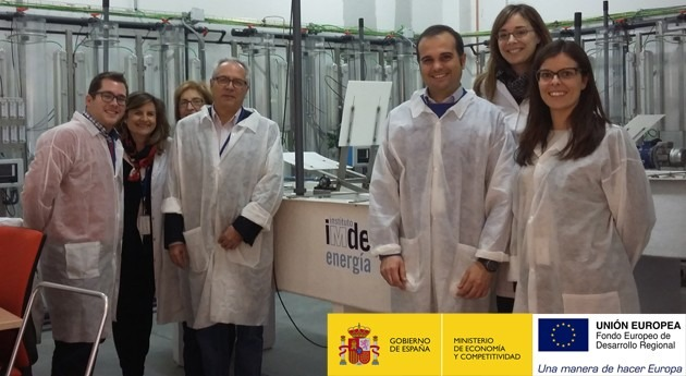 MICROALBAC: Consorcios microalga-bacteria tratamiento aguas residuales
