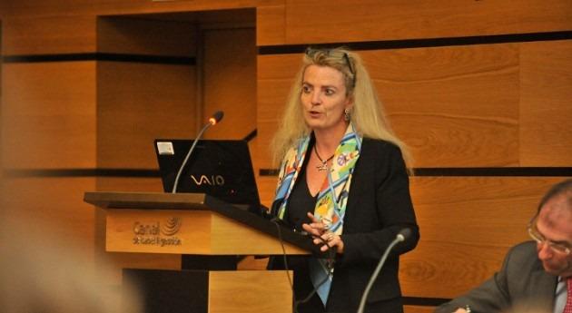 Gabriela Mañueco: gestión agua y energía Acuamed