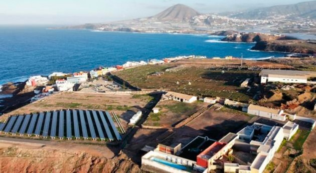 ELMASA y CANARAGUA desarrollarán 1ª desaladora criterios economía circular Canarias