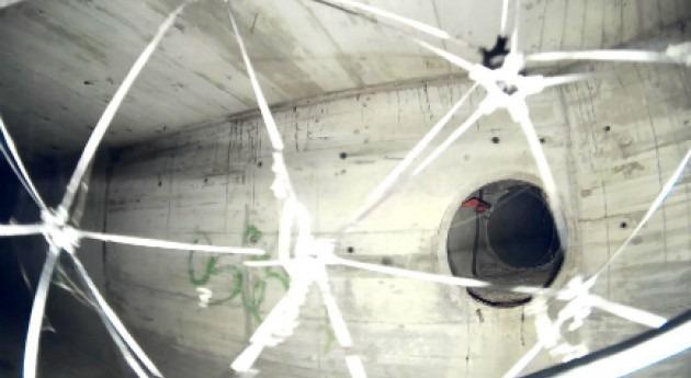 SUEZ Water Spain realiza primeras inspecciones espacios confinados Galia Drone