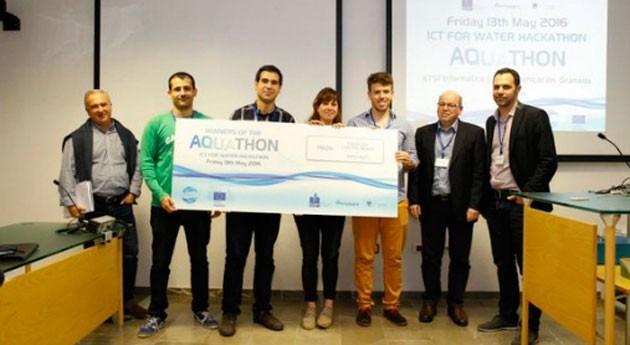 equipo H2O gana primer AQUATHON