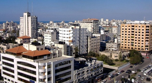 Gaza (Wikipedia/CC).