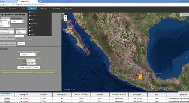 IMTA presenta Geoportal Información Geográfica