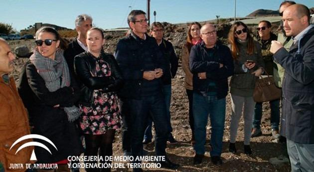 Avanza naturalización Dominio Público Hidráulico Río Adra