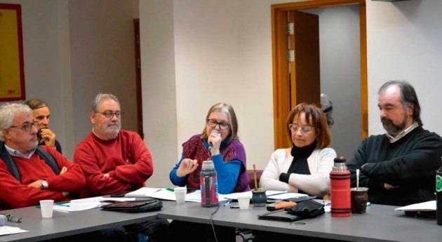 Uruguay analiza gestión recursos hídricos Lagunas Rocha