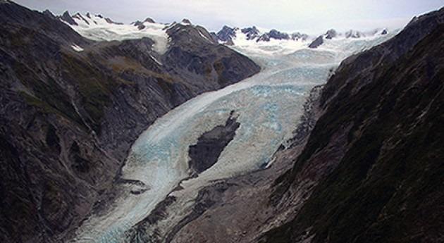 técnica cartografiar glaciares demuestra cómo cambio climático afecta erosión