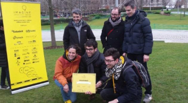 """""""Gota gota"""", proyecto ganador categoría agua Imagine Express 2016"""