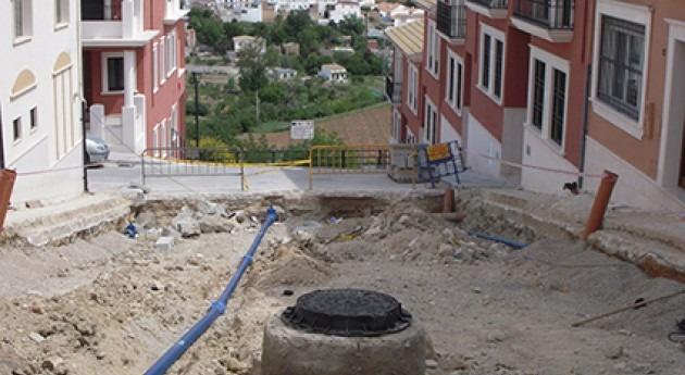 Saint-Gobain PAM España realiza obra conjunto histórico