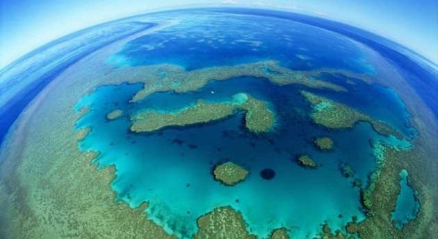 La Gran Barrera de Coral es una de las mayores maravillas naturales del planeta. © Viewfinder