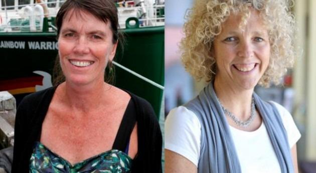 Dos mujeres ocuparán primera dirección ejecutiva Greenpeace