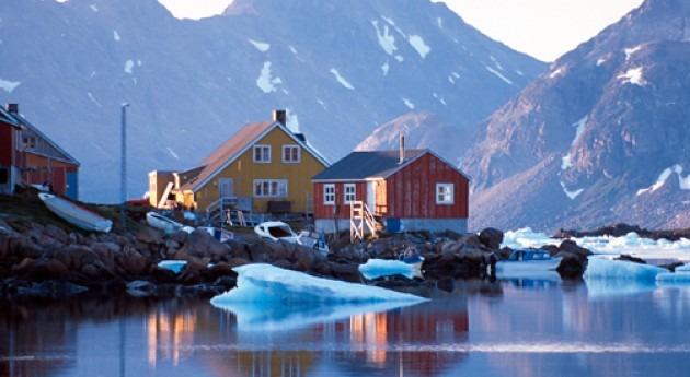¿Qué relación hay alta presión Groenlandia y cambio climático?