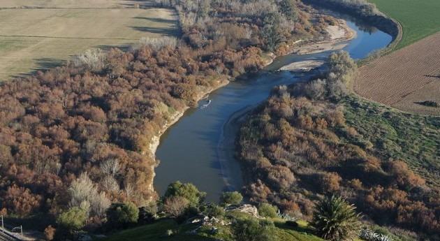 embalses cuenca Guadalquivir, al 62% capacidad lluvias marzo