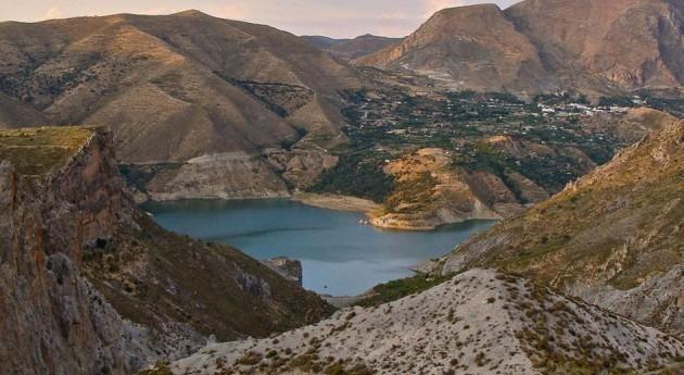 CHG finaliza saneamiento ambiental río Genil Güejar Sierra